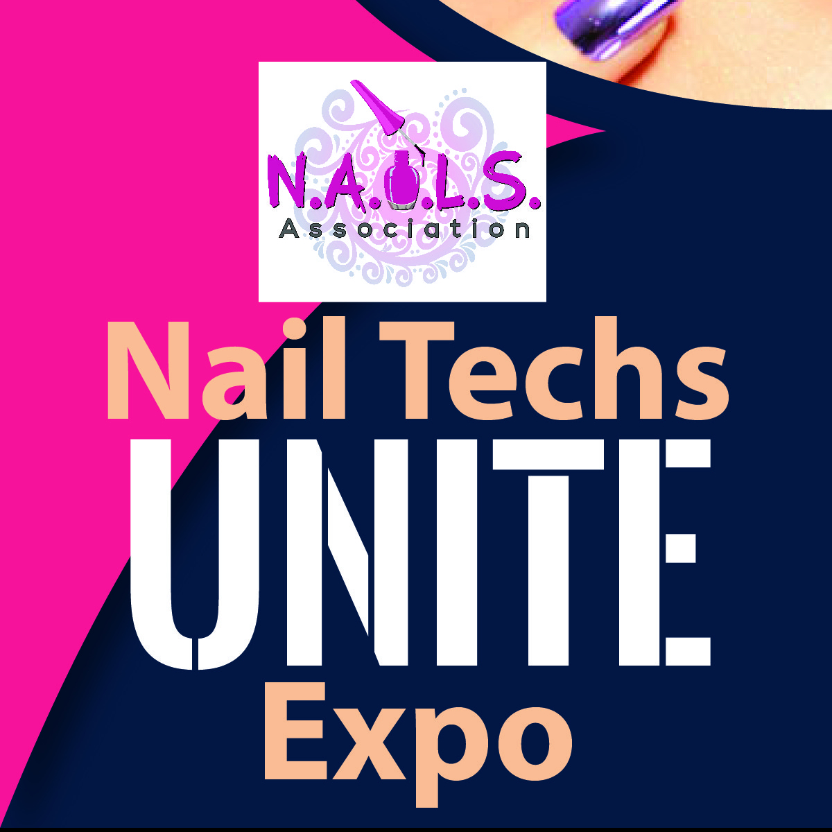 Nails w/ Art Competition – Nail Techs UNITE Expo