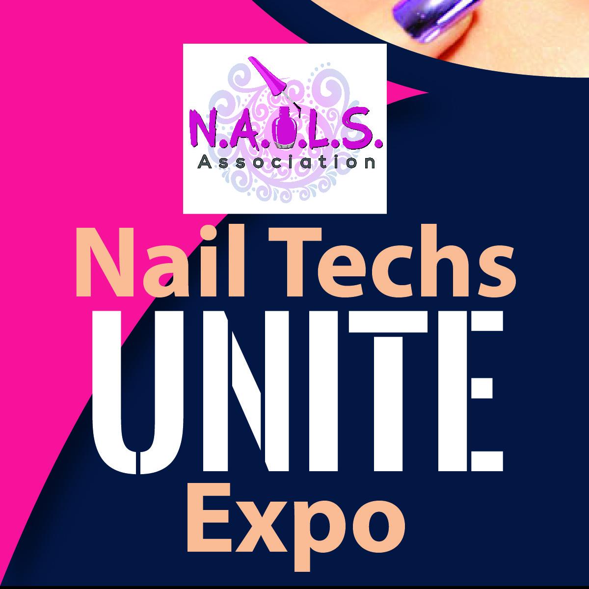 Nail Techs UNITE Expo